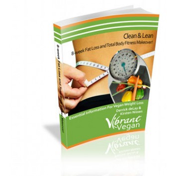 Vegan Ebook - Weight Loss Program And Recipe Books
