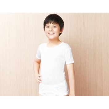 CA21-22-23 Boy's Short-sleeve Undershirt